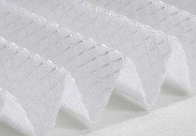 The application of non-woven fabrics for filter materials in automobiles has a small role in nonwovens